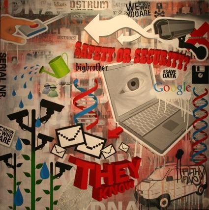 Michiel Van Der Born - Amsterdam, The Netherlands artist