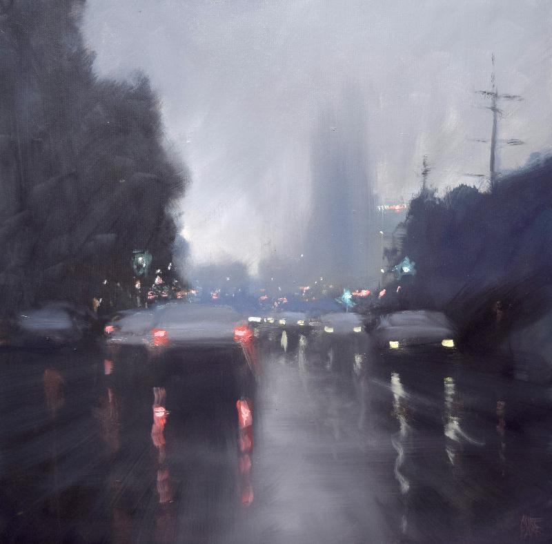 Mike Barr - Adelaide, Australia artist
