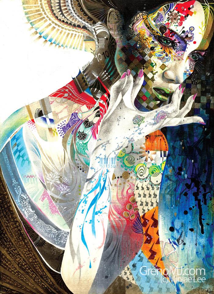 Minjae Lee - Seoul, South Korea artist