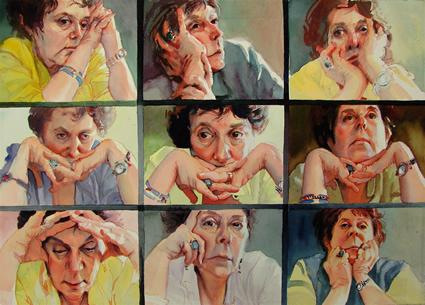 Myrna Wacknov - Foster City, CA artist