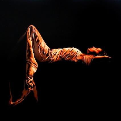 Nadia Lazizi - Edinburgh, Scotland artist