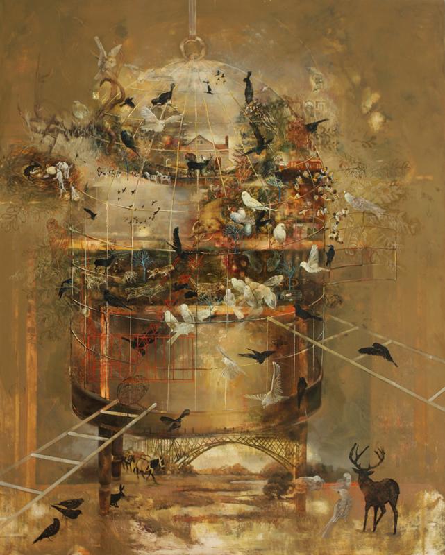 Nancy Loughlin - Redmond, WA artist