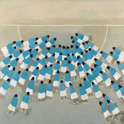 Narangkar Glover - Oakland, CA artist