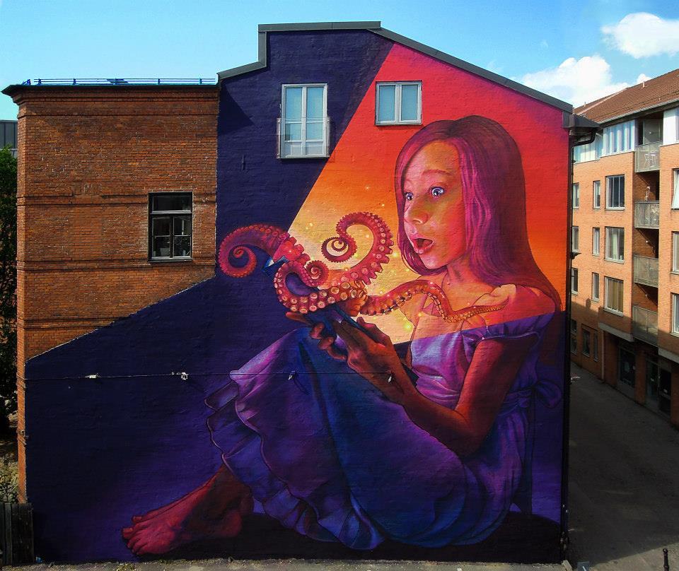 Natalia Rak - Warsaw, Poland artist