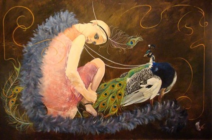 Natalia Vetrova - Vancouver, BC, Canada artist