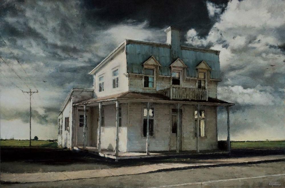 Nicolas Martin - Montreal, QC, Canada artist