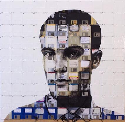 Nick Gentry - London, UK artist