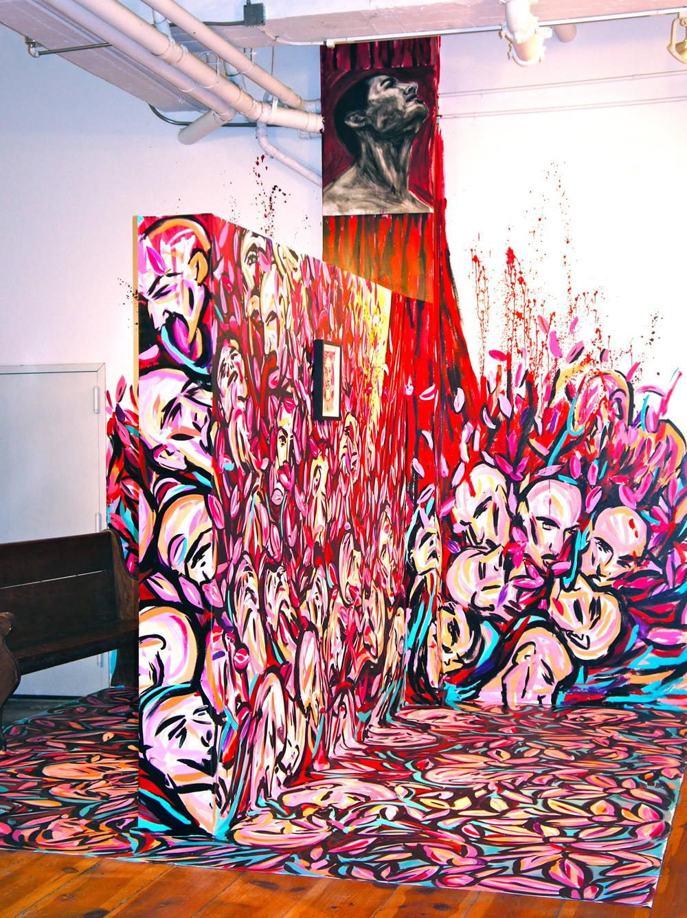 Nigel Nolan - Buenos Aires, Argentina artist