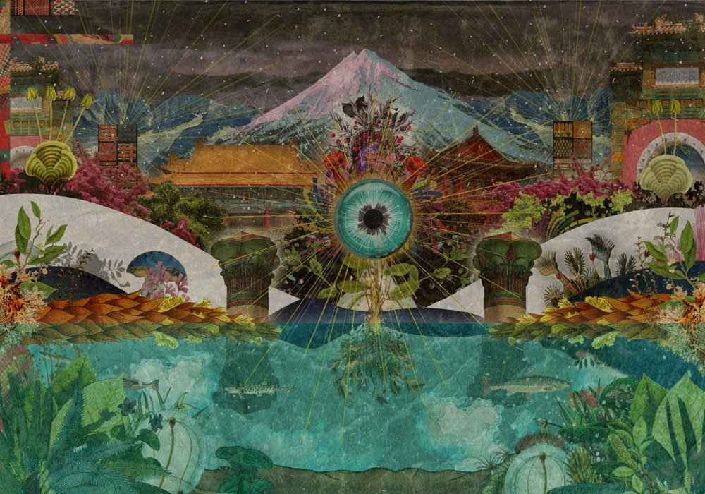 Nina Aimee Grottland Barnes - Athens, GA artist