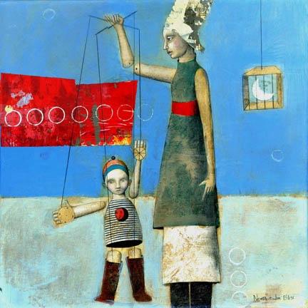 Noma Bliss - Auburn, NY artist