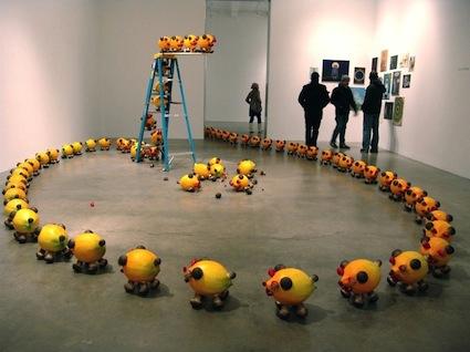Olaf Breuning - New York, NY artist