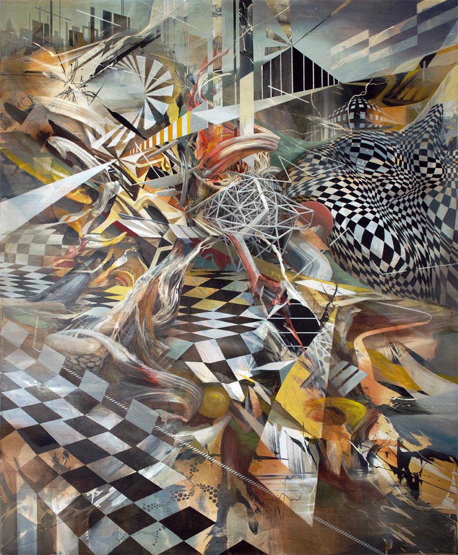 Oliver Vernon - San Francisco, CA artist