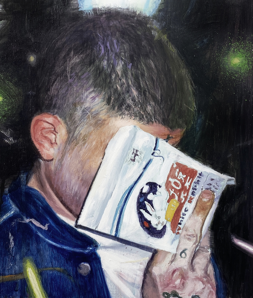 Pablo Martinez - Valencia, Spain artist