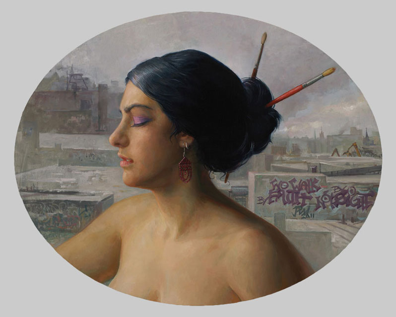 Patricia Watwood - Brooklyn, NY artist
