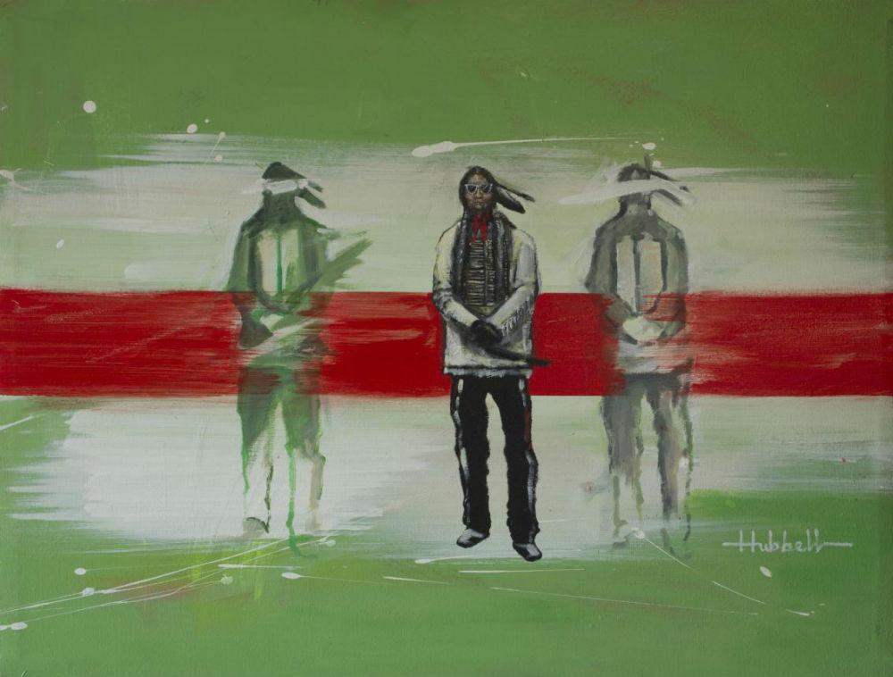 Patrick Dean Hubbell - Window Rock, AZ artist