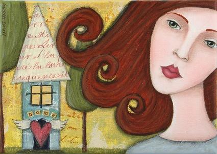 Paulette Insall - Tigard, OR artist