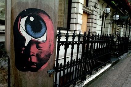 Paul Insect - London, UK artist