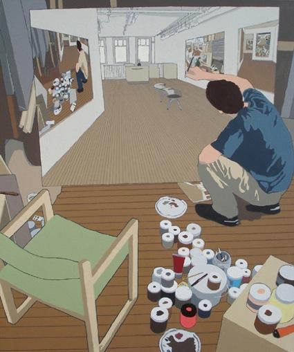 Phil Delisle - Toronto, ON, Canada artist