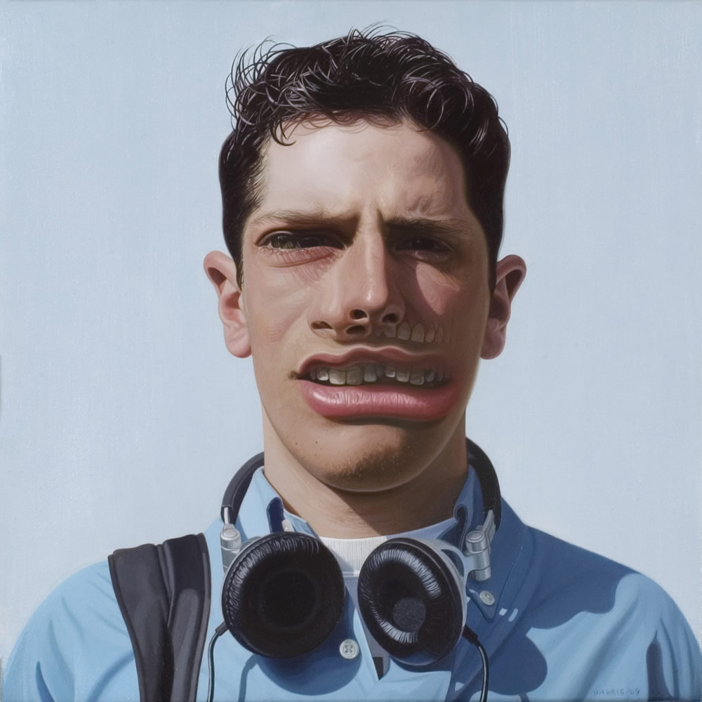 Philip Harris - New Forest, UK artist