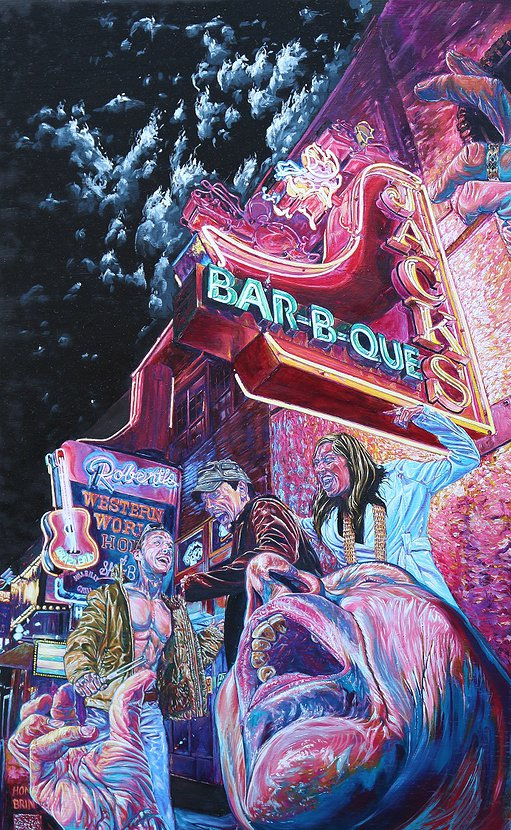 Philip Saxby - Columbia, TN artist