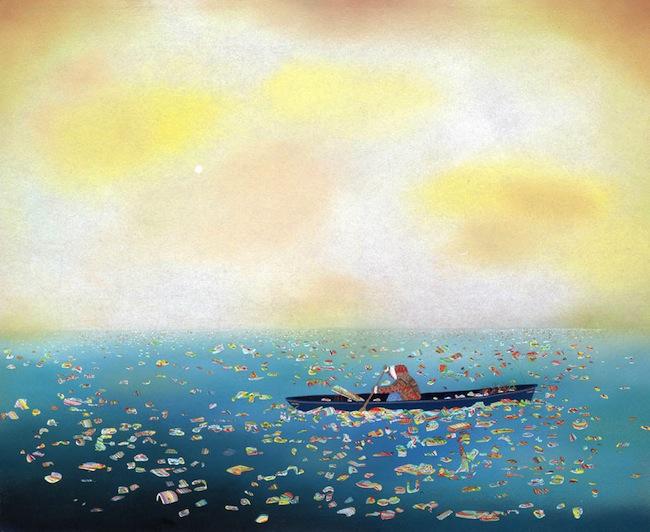 Rachell Sumpter - Waldron Island, WA artist