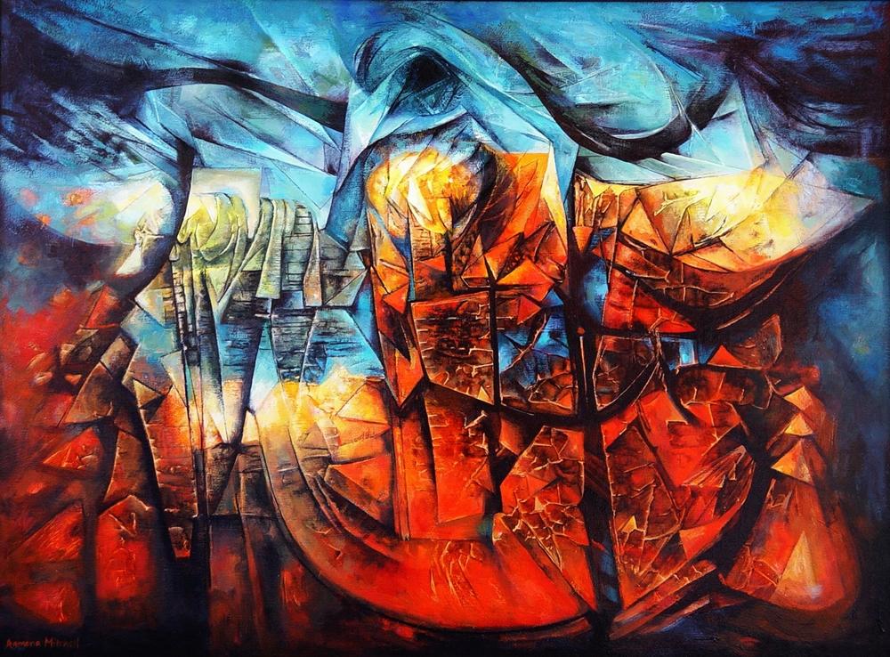 Ramona R. Mitchell - Santa Fe, NM artist