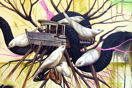 Regino Gonzales - New York, NY artist