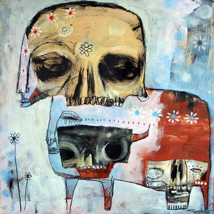 Jesse Reno - Portland, OR artist