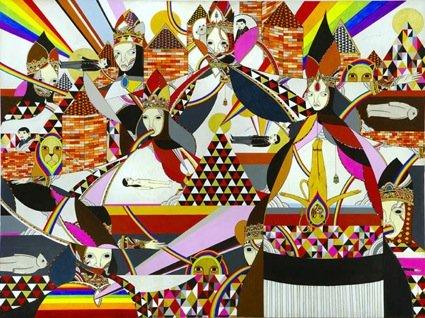 Richard Colman - Los Angeles, CA artist