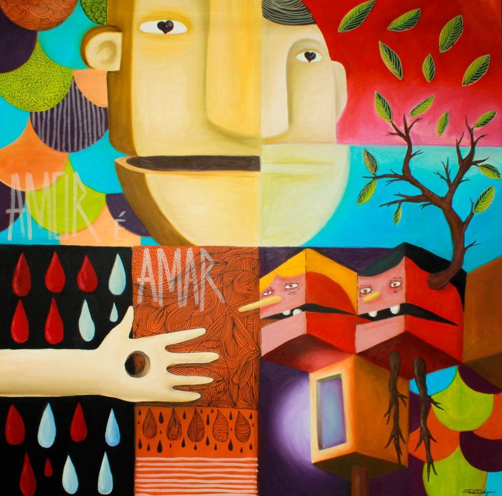 Ric Rodrigues - Santos, Brazil artist