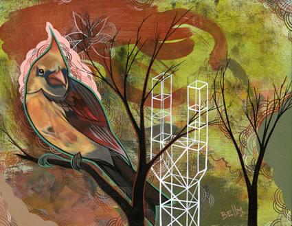 Robert Bellm - Seattle, WA artist