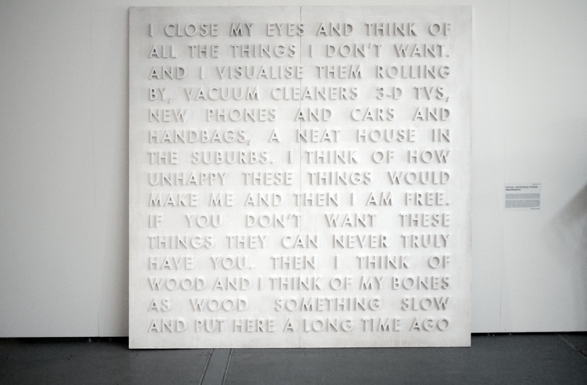 Robert Montgomery - London, UK artist