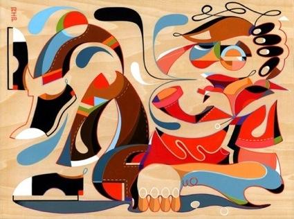 Robert Pokorny - Long Beach, CA artist