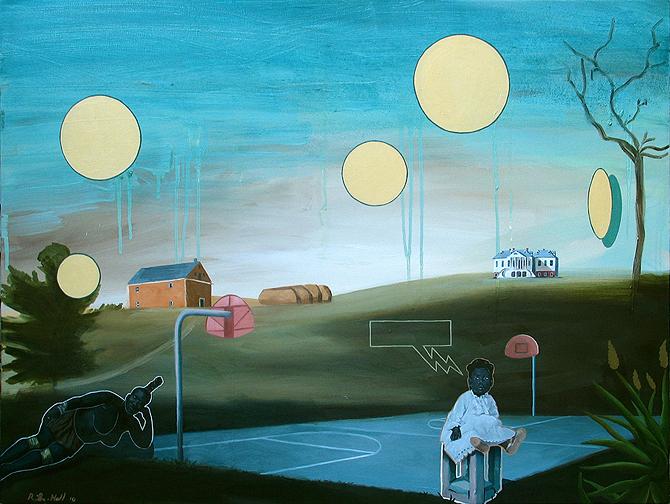 Ronald Hall - Seattle, WA artist