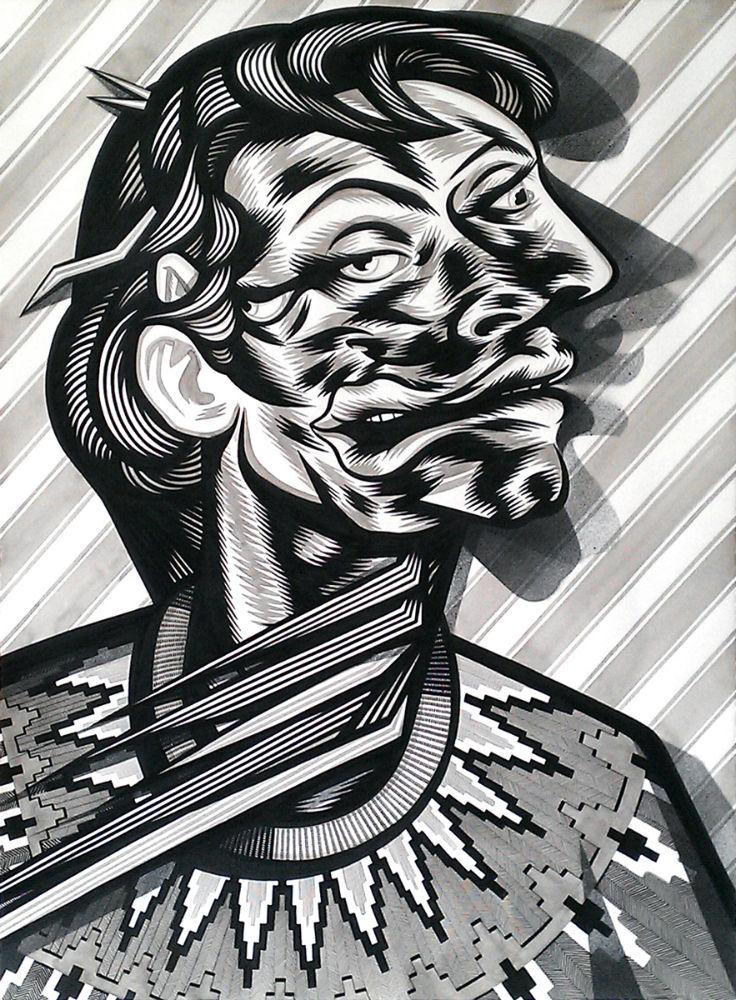 Ronnie Rysz - New Haven, CT artist