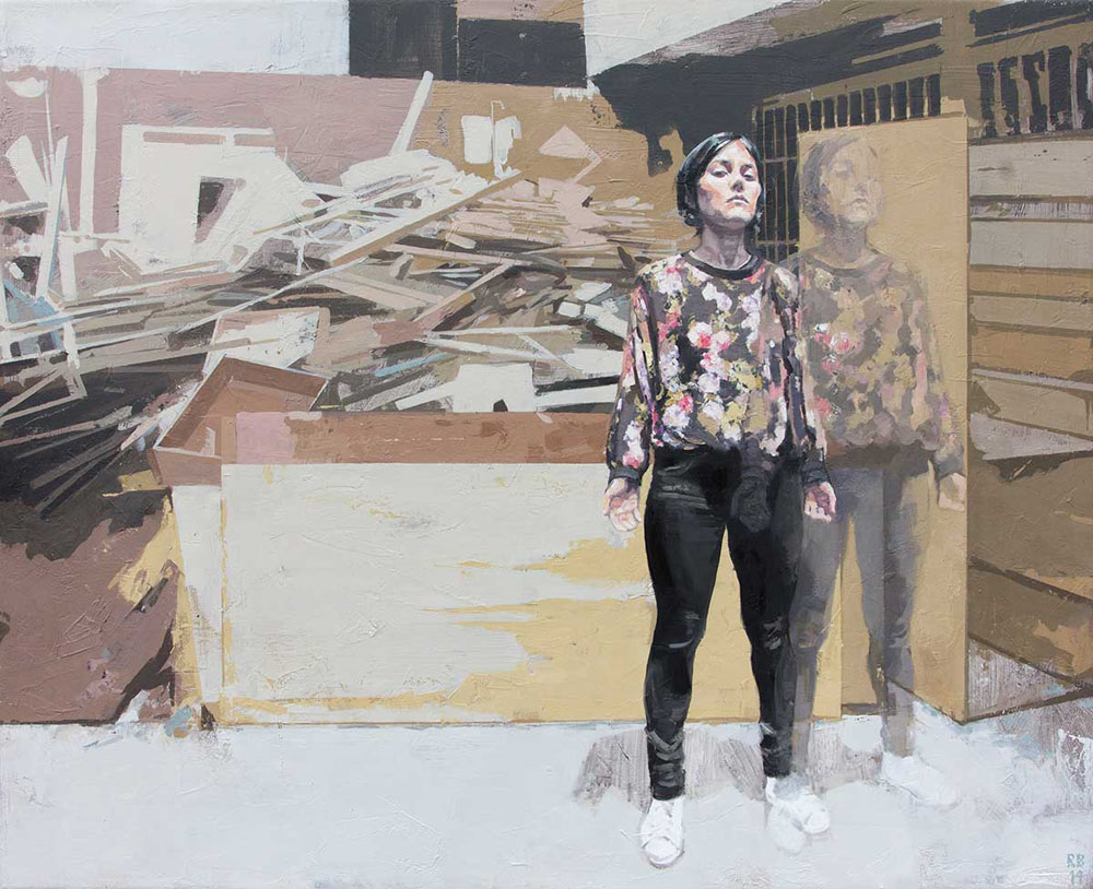 Rossina Bossio - Bogota, Colombia artist