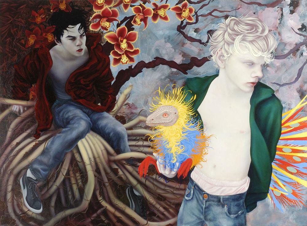 Ryan Martin - Oakland, CA artist