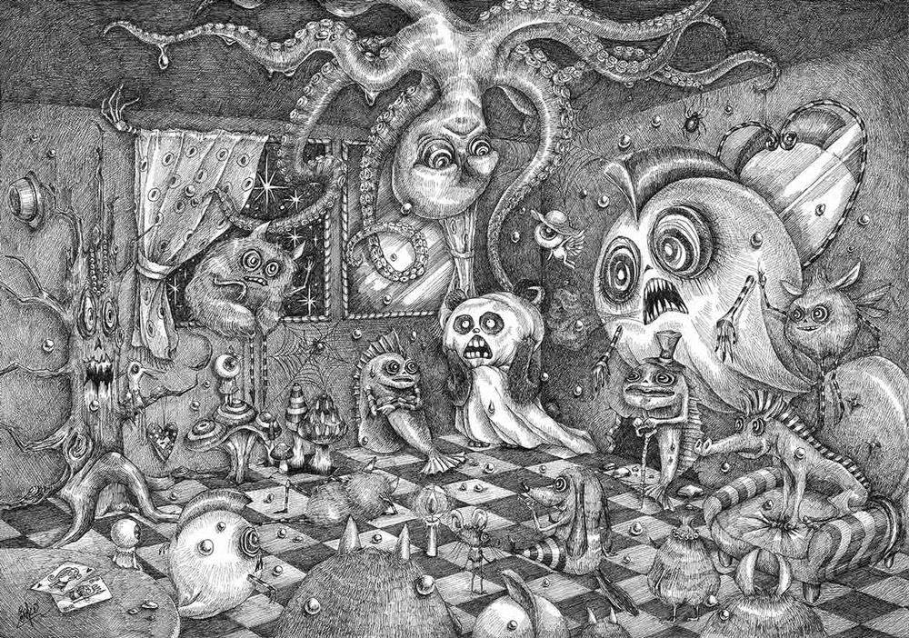 Saki Murakami - Tokyo, Japan artist