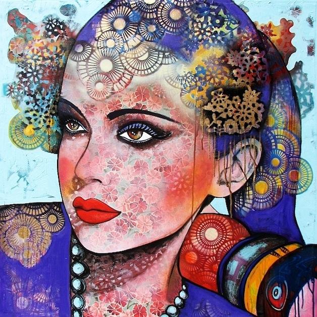 Sarah Hickey - Brisbane, Australia artist