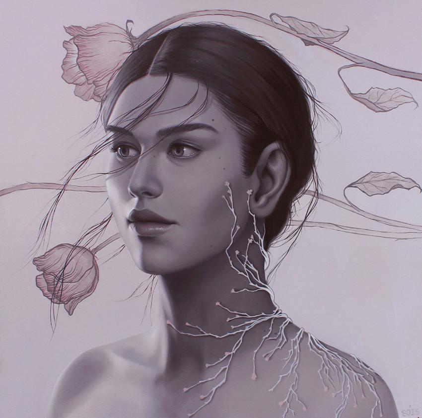 Sarah Joncas - Ontario, Canada artist
