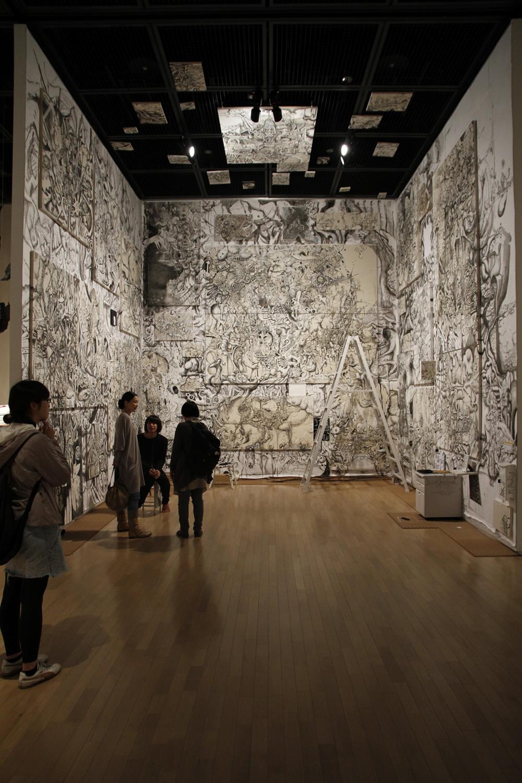 Satoshi Komatsubara - Tokyo, Japan artist