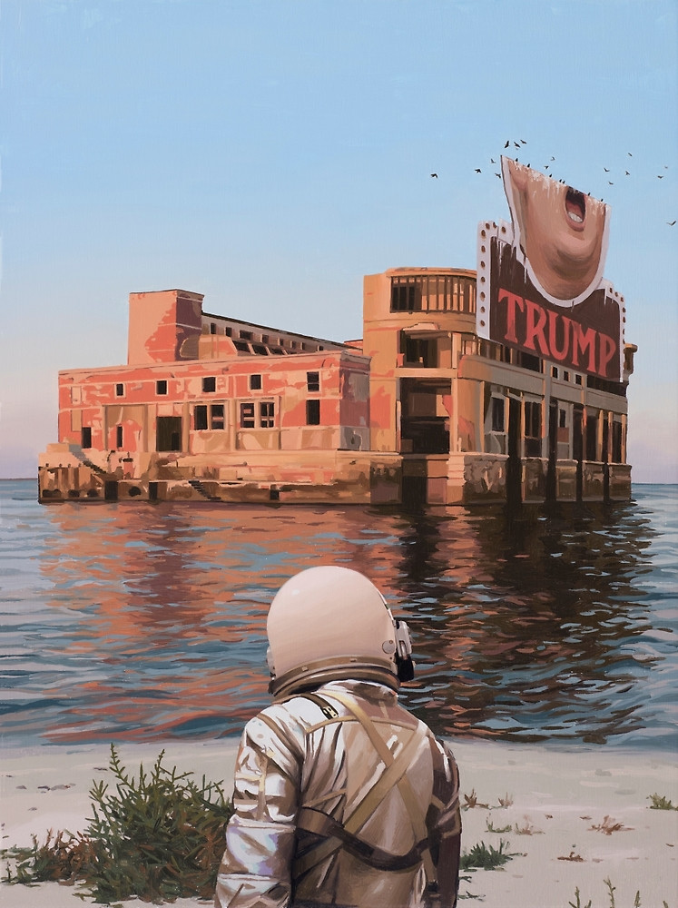 Scott Listfield - Los Angeles, CA artist
