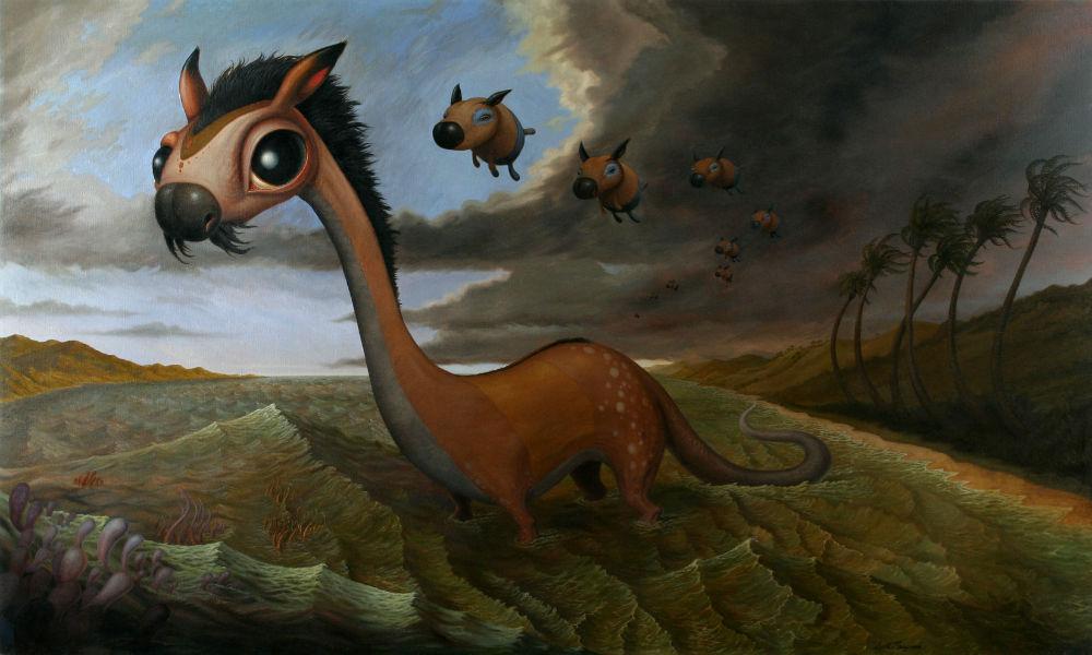 Scott Musgrove - Seattle, WA artist
