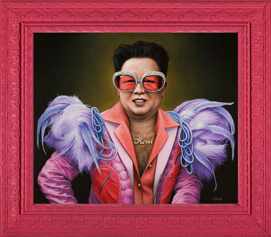 Scott Scheidly - Orlando, FL artist