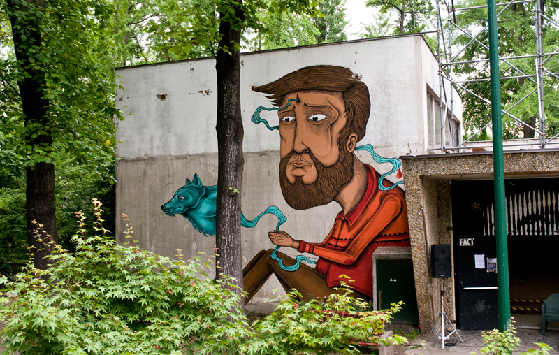 Fabrizio Seacreative - Milan, Italy artist