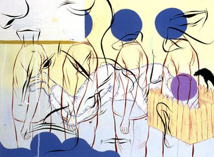 Sean McGaughey - Pasadena, CA artist