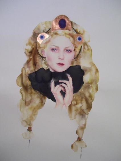 Serena Cole - Oakland, CA artist