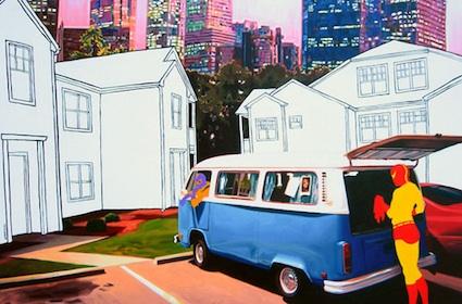 Seth Armstrong - Oakland, CA artist