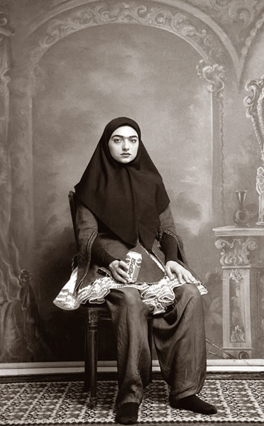 Shadi Ghadirian - Tehran, Iran artist