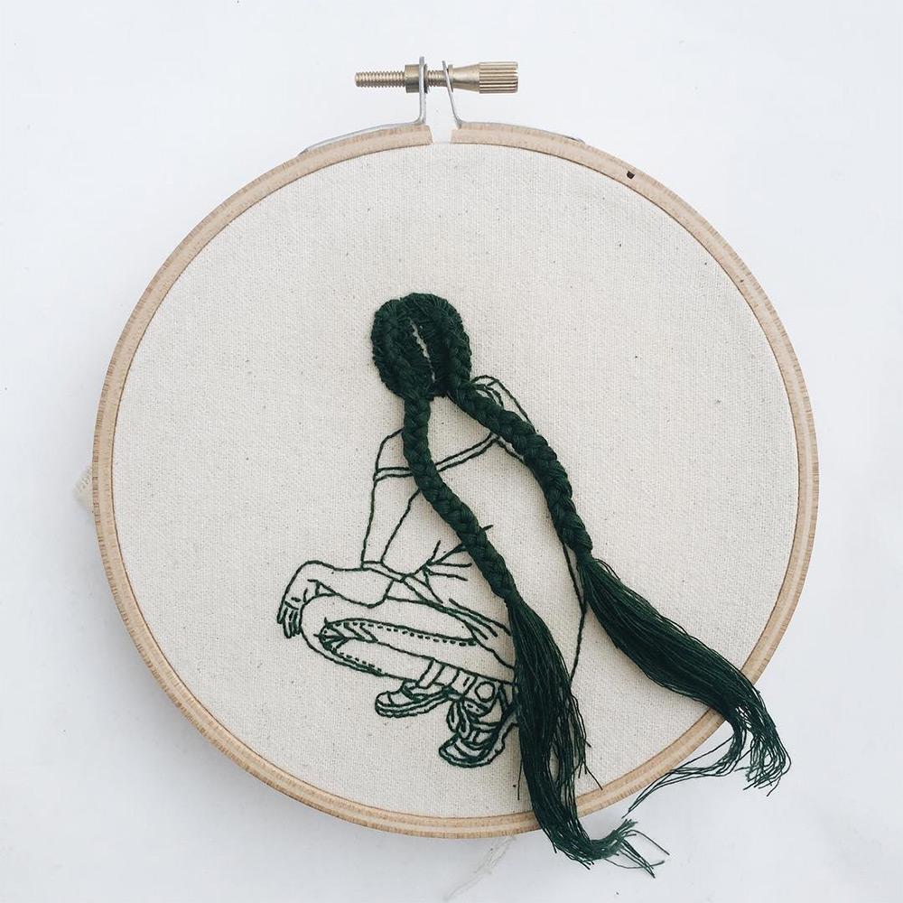 Sheena Liam - Los Angeles, CA artist